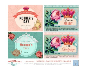 FREE mothers labels