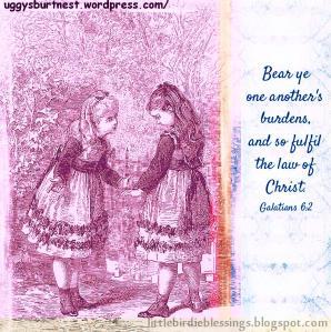 lbb burdens gal 6 2