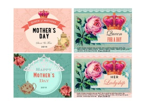 FREE mothers labels1